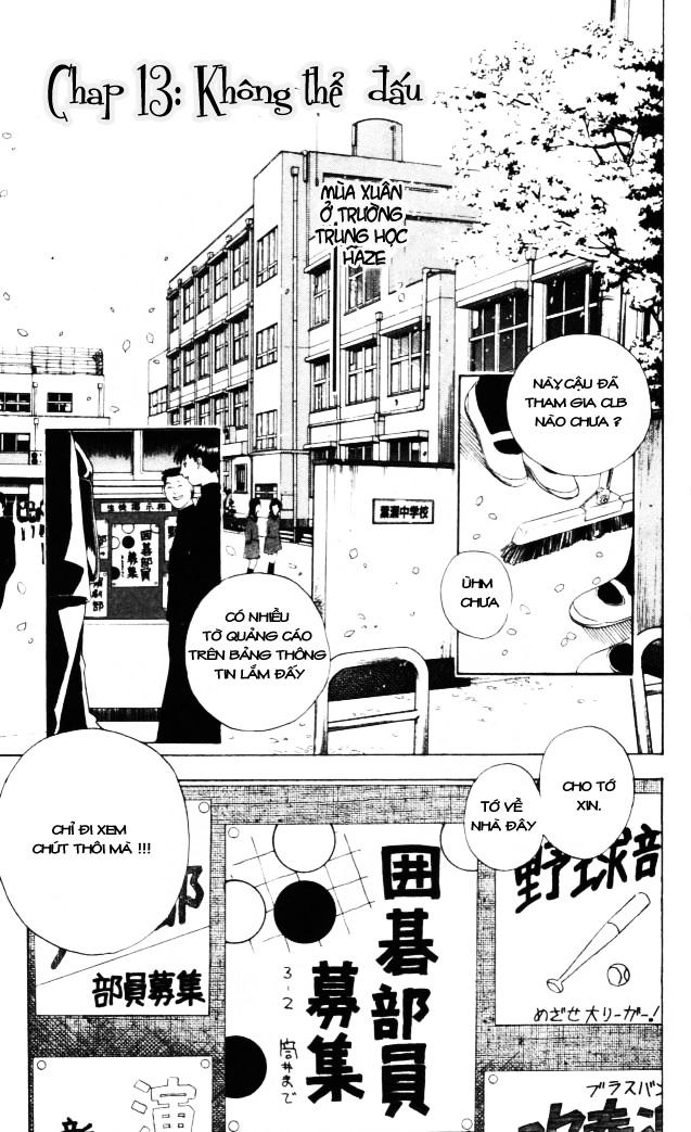 Hikaru No Go hikaru no go chap 13 trang 2