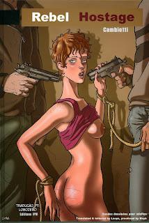 Refém rebelde – Quadrinhos de sexo
