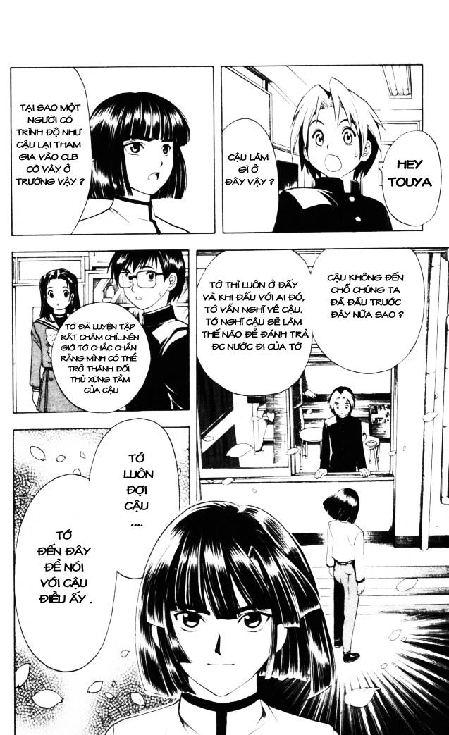 Hikaru No Go hikaru no go chap 13 trang 15