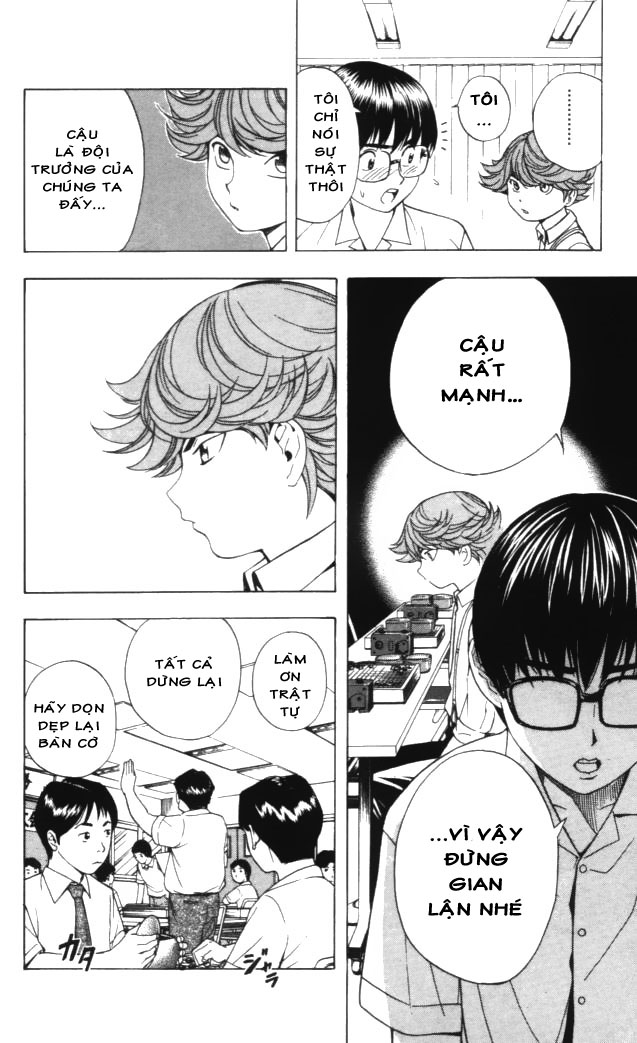 Hikaru No Go hikaru no go chap 24 trang 12