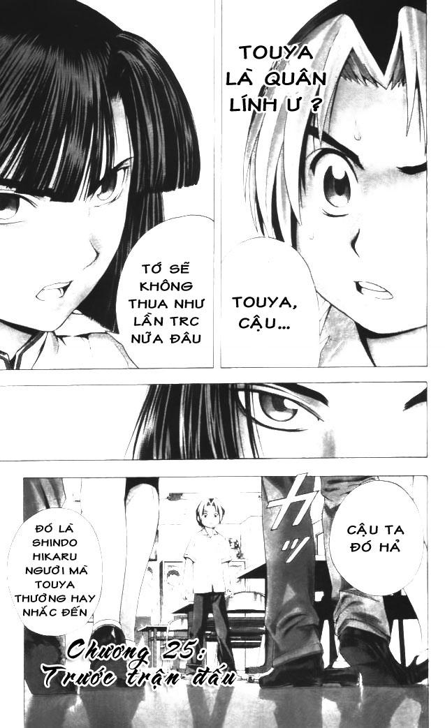 Hikaru No Go hikaru no go chap 24 trang 3