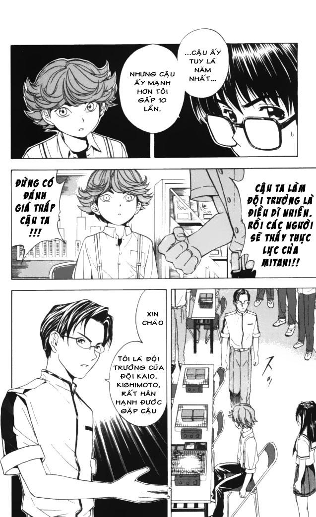 Hikaru No Go hikaru no go chap 24 trang 10