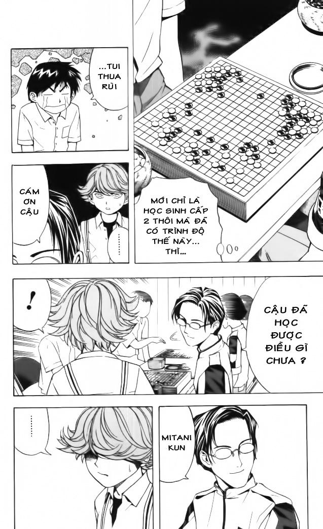 Hikaru No Go hikaru no go chap 24 trang 18