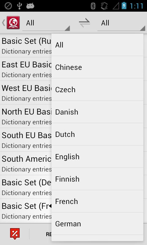ABBYY Lingvo Dictionaries v3.1.0.4 APK Books & Reference Apps Free Download