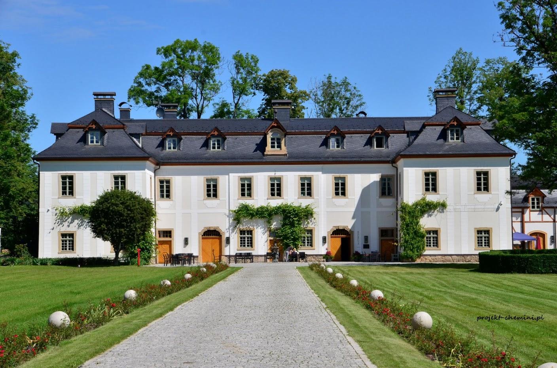Pałac w Pakoszowie