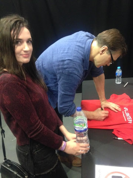 walker stalker convention london