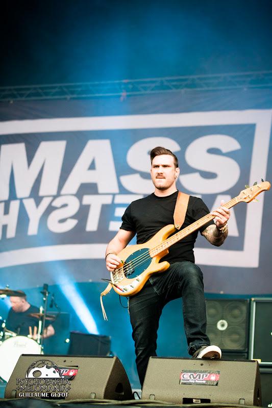 Mass Hysteria @Hellfest 2016 - vendredi 17/06