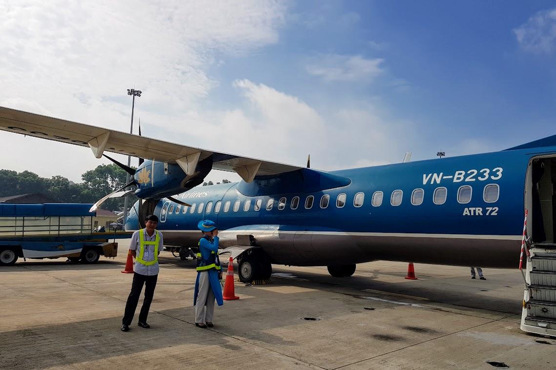 Vinh, Vietnam Airlines