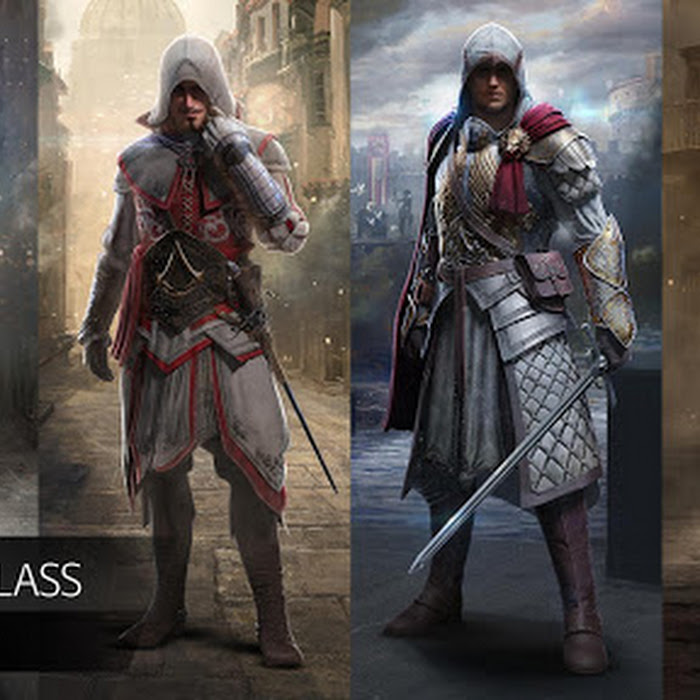 ASSASSIN'S CREED IDENTITY V2.5.4 APK | JUEGOS ANDROID