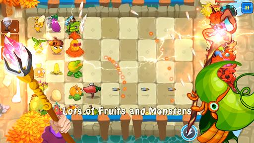 Fruits Vs Monsters Đại Chiến Hoa Quả Mod Full