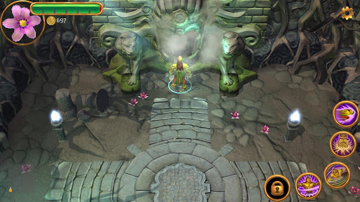 Hanuman Vs Mahiravana Game Mod Gold