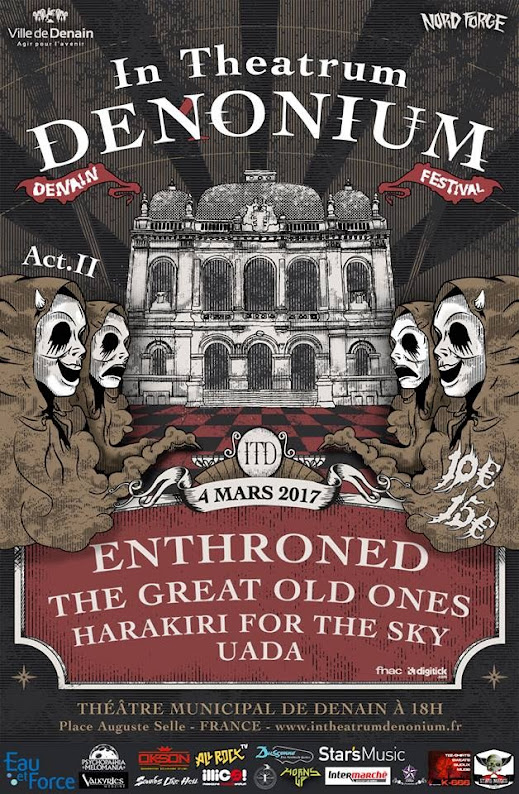 In Theatrum Denonium - Acte II @Théâtre Municipal de Denain, Denain 04/03/2017