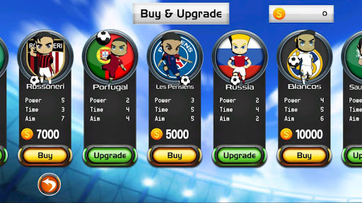 Soccer World Cap Hack Cho Android