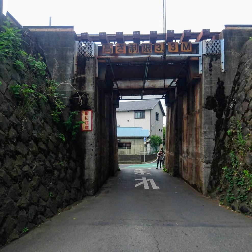 境川自転車道 大和駅