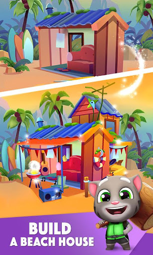 Talking Tom Jetski 2 Hack Full Tiền Vàng Cho Android