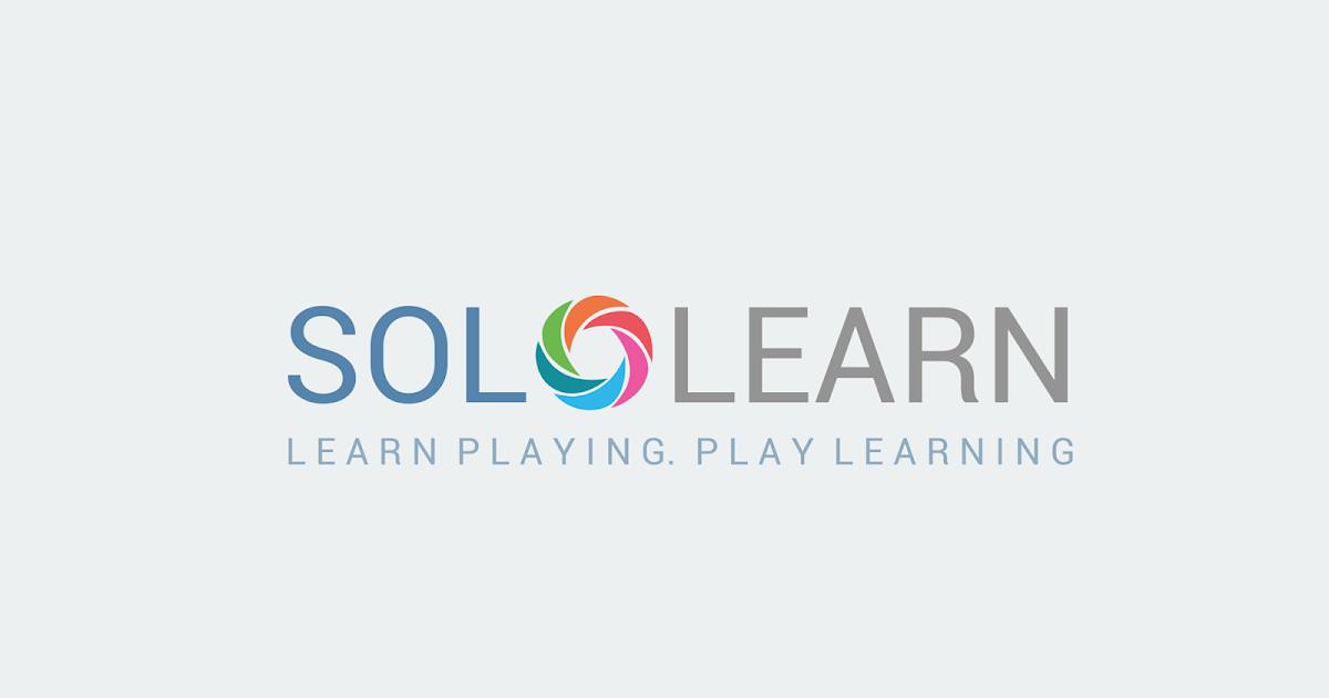 sololearn, aplicaciones para aprender a programar jugando