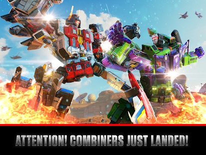 Transformers Earth Wars Apk Mod Terbaru 2017
