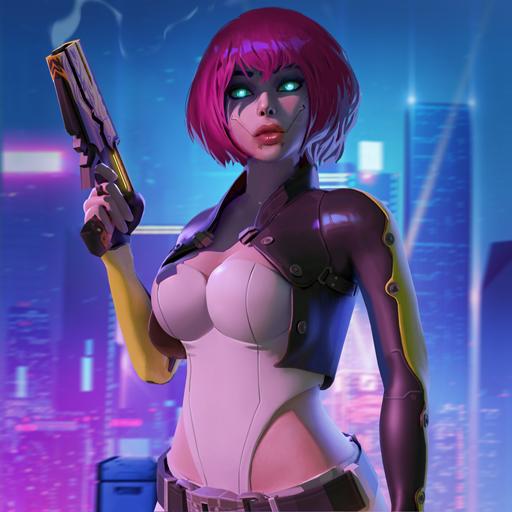 Game Cyberpunk Hero v1.0.4 Mod
