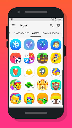 Meebon - Icon Pack Miễn Phí
