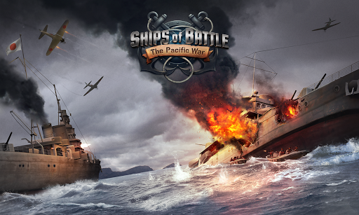 Ships of Battle The Pacific War Hack Full Tiền Vàng Cho Android