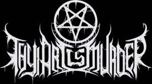 Thy Art Is Murder_logo