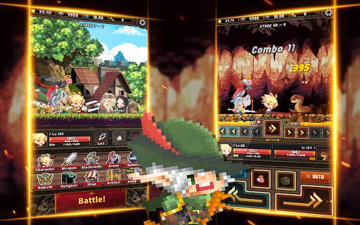 Corin Story Action RPG Hack Full Tiền Kim Cương