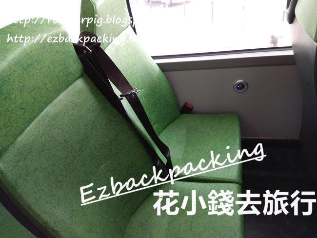 穿梭巴士座位