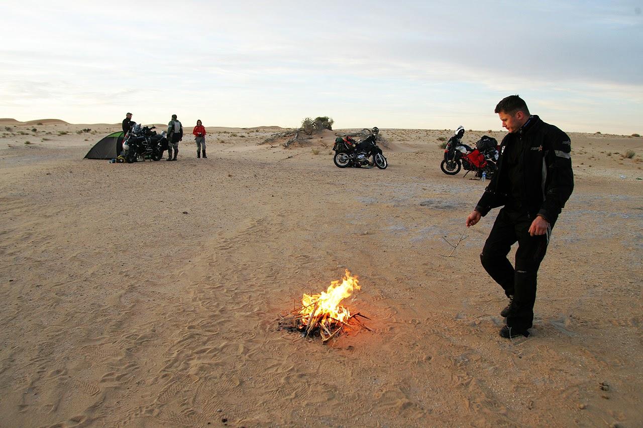 motocyklowe wyprawy do Gambii