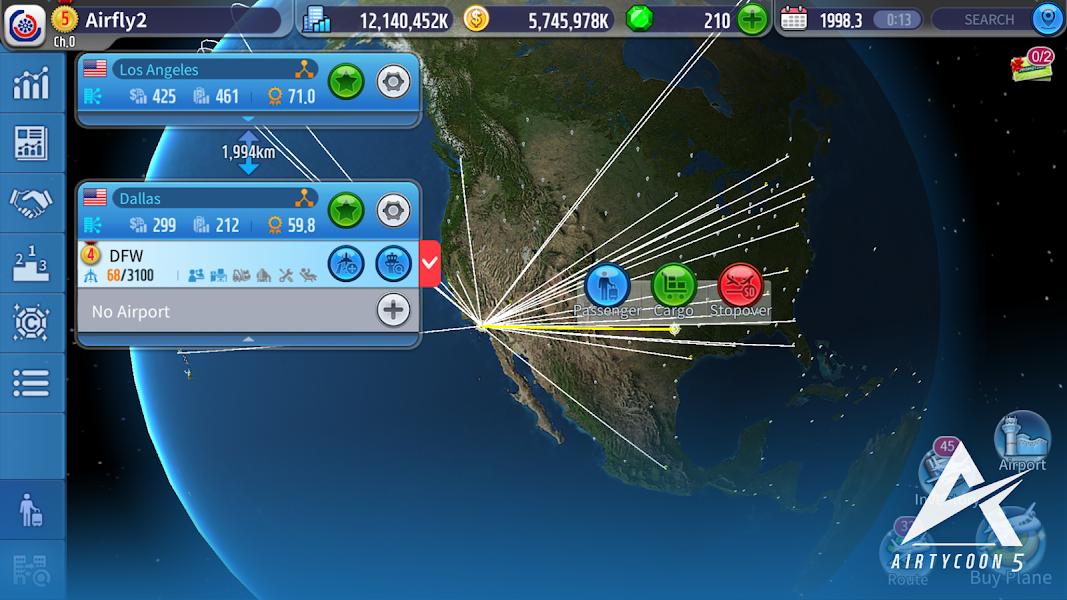 AirTycoon 5 Screenshot 02
