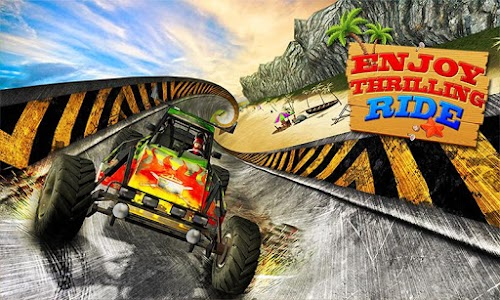 [Mod Money/Ad-Free] Buggy Stunts 3D: Beach Mania v1.2 Apk Android