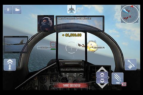 game pesawat tempur android terbaik