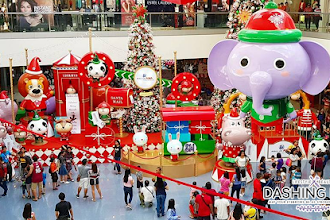 SM Mall of Asia Unveils their center piece design this Christmas   Dashing Mom