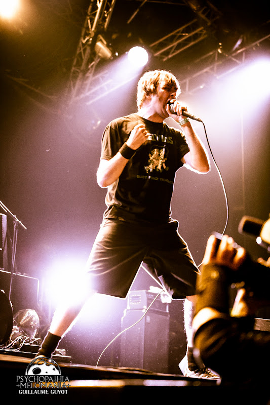 Napalm Death @Hellfest 2016 - samedi 18/06