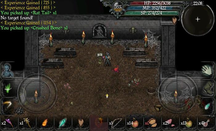 9th Dawn II 2 RPG v1.22 APK Full Download