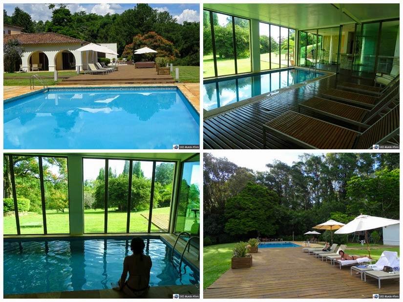 Hotel de luxo em São João Del Rei - review resort Garden Hill