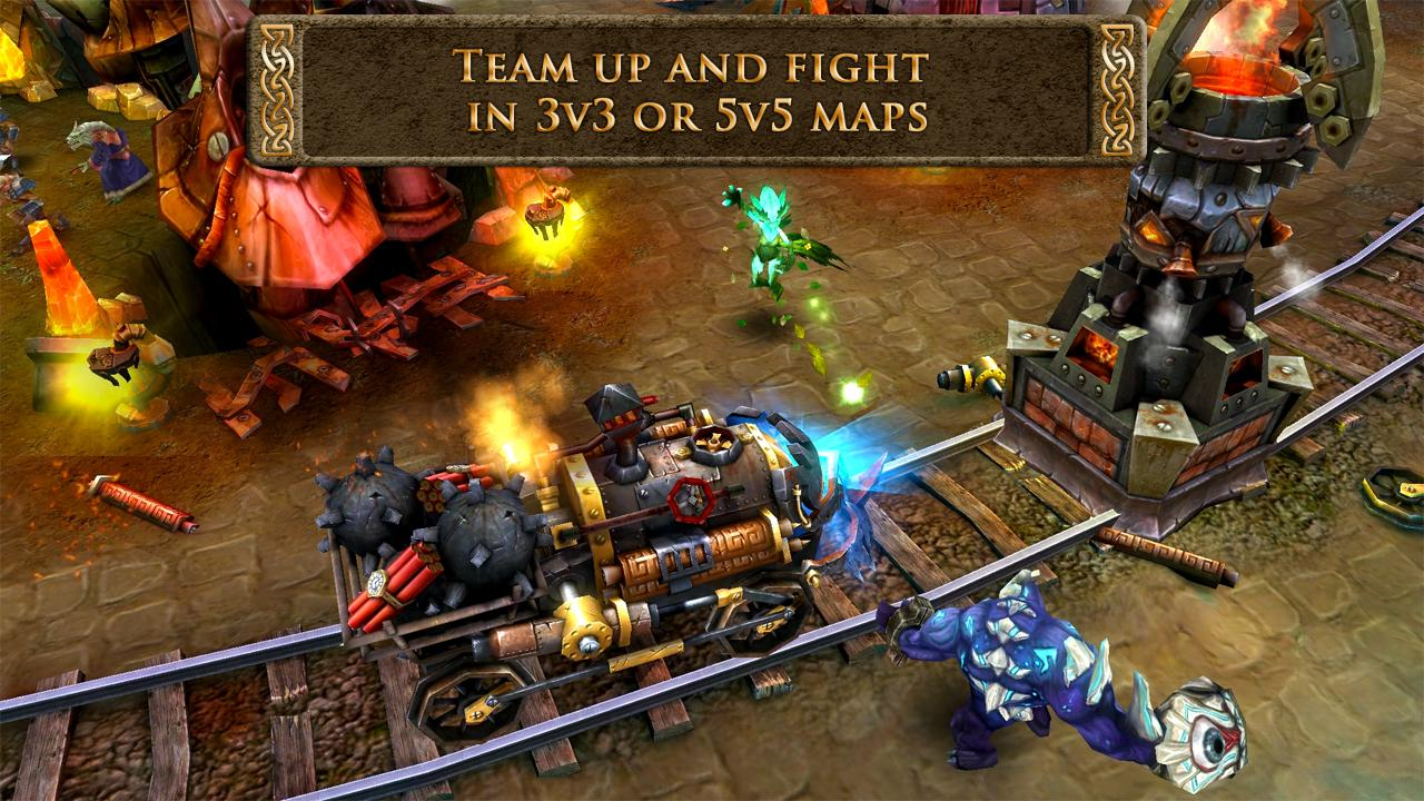 Free Download Heroes Of Order And Chaos online