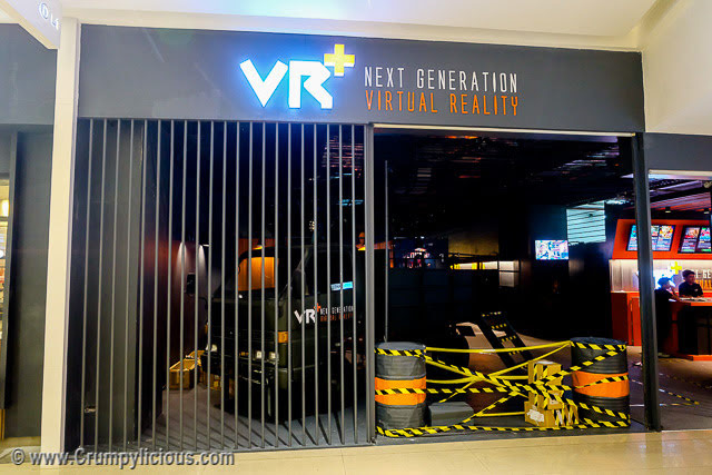 vr plus next generation virtual reality