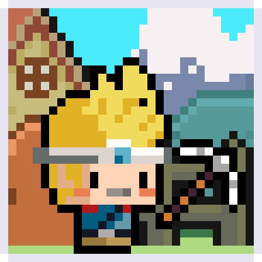 Pixel Survive v1.545 Mod