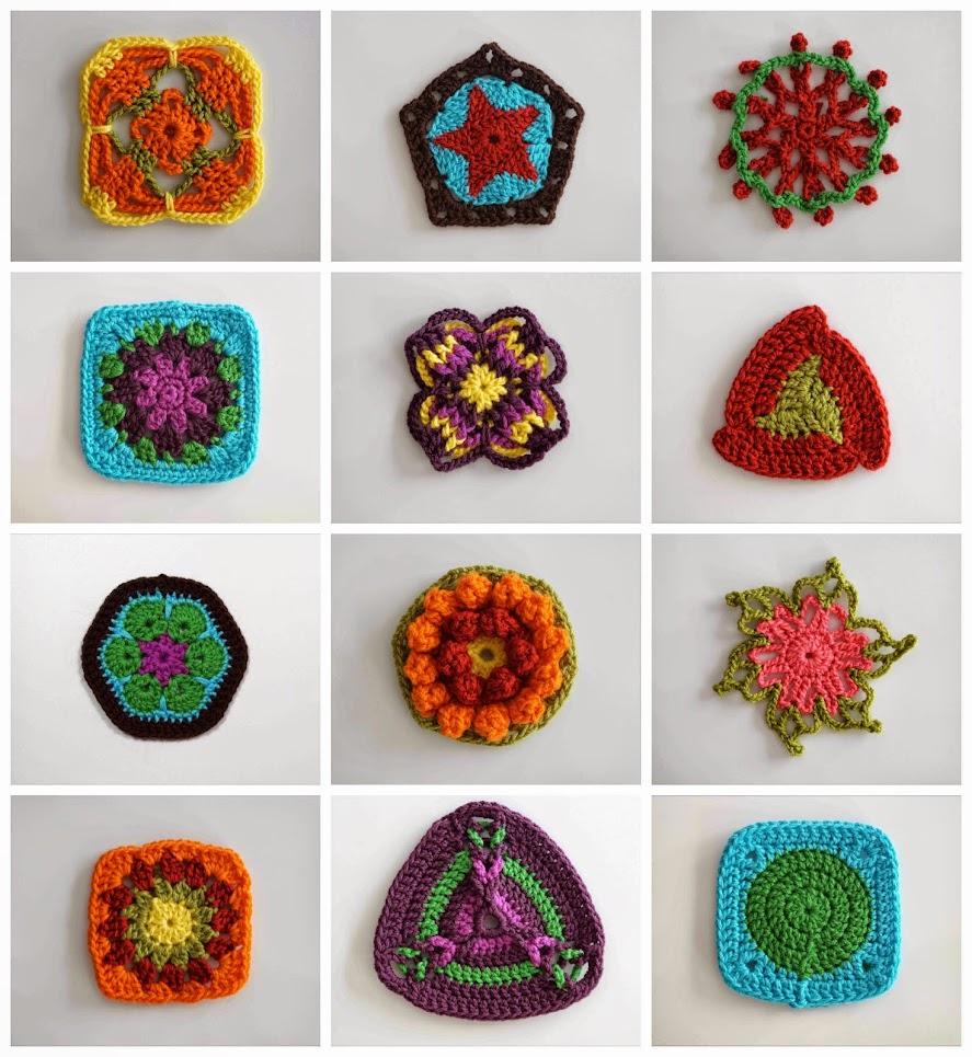 Deshilachado: Ganchillo III: abreviaturas / Crochet III: abbreviations