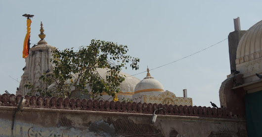Temples of Bikaner - Part 3: Laxmi Nath Temple