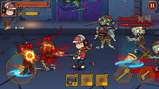 War of Zombies Heroes Hack Cho Android