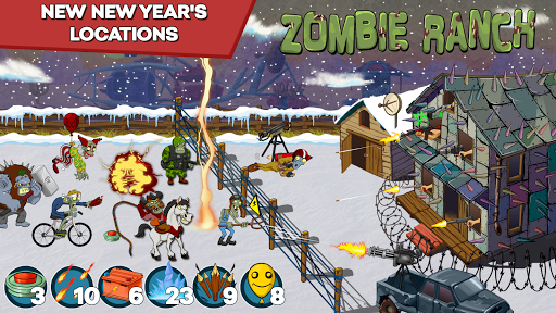 Zombie Ranch Mod Full