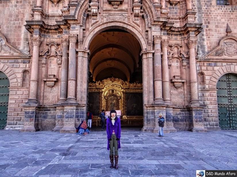 Catedral de Cusco - O que fazer me Cusco (Peru)