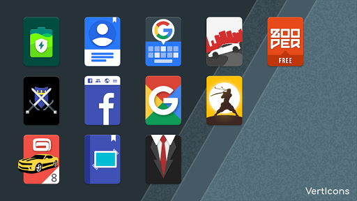 VertIcons Icon Pack