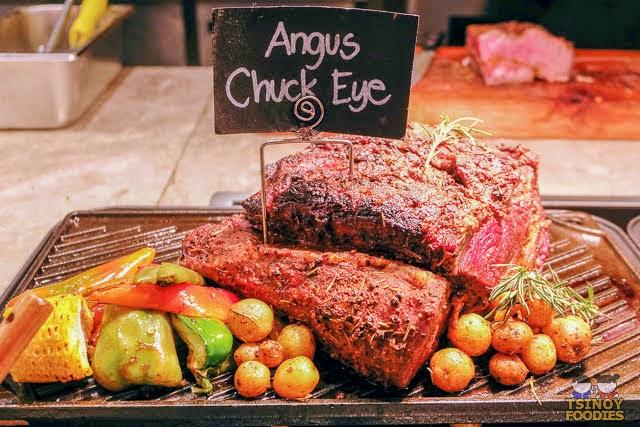 angus chuck eye