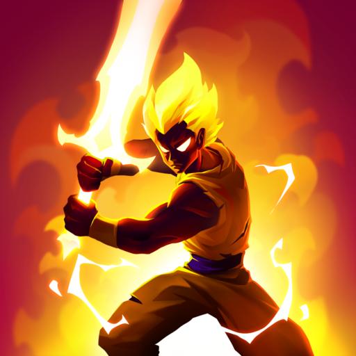 Stickman Legends: Shadow Offline Fighting Games DB V2.4.94 Mod Unlimited Money