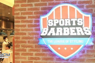 Sports Barbers SM Mall of Asia:  A Stylish Destination for the Male Grooming Generation