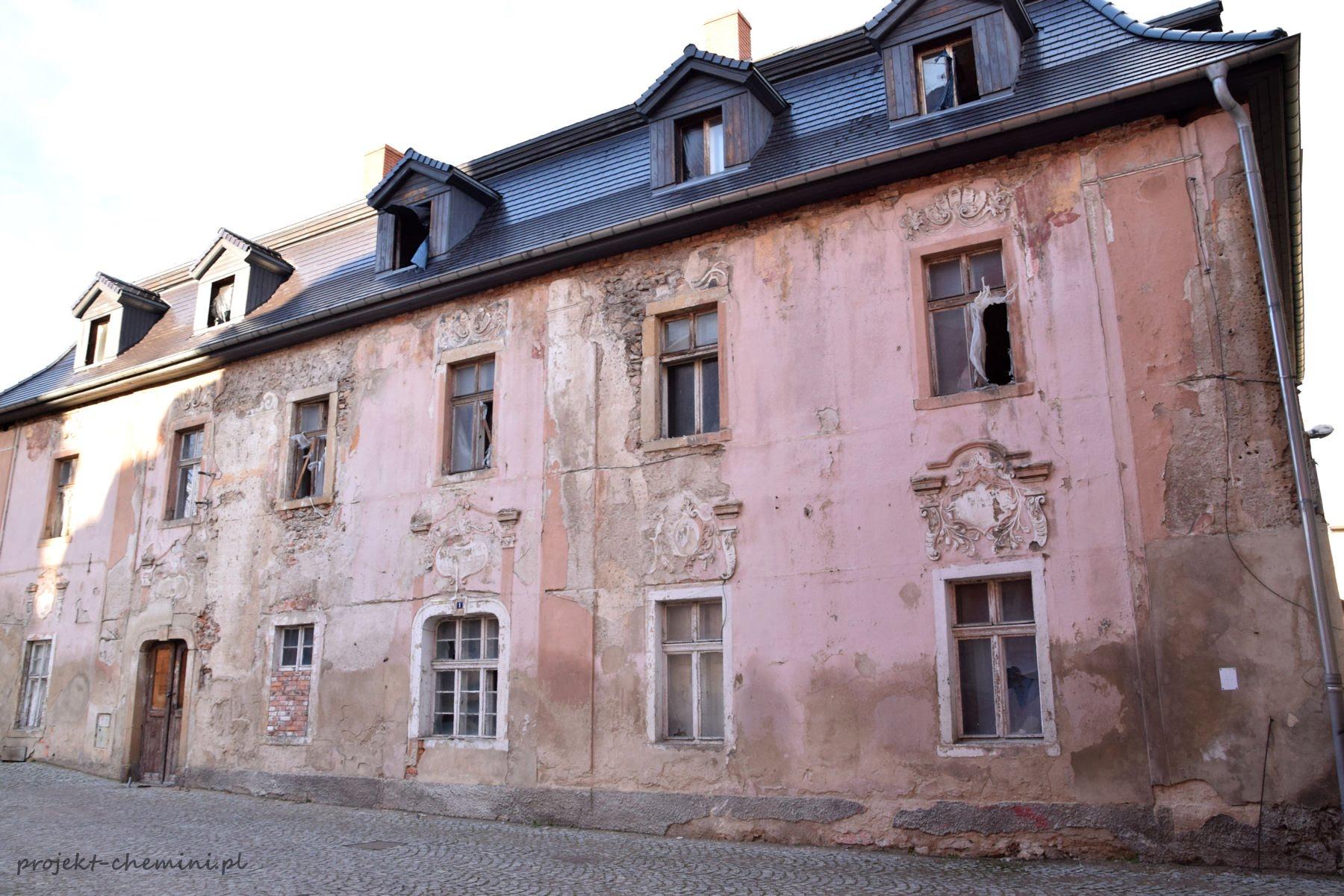 Kompleks klasztorny tzw. Czerwony Dom