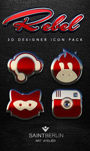 Rebel Icon Pack