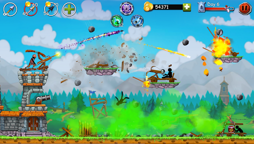 Game The Catapult 2 Full Cho Android